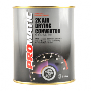 PROMATIC-2K AIR DRYING CONVERTOR 1LT