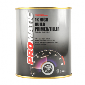 Promatic Refinish: Primers