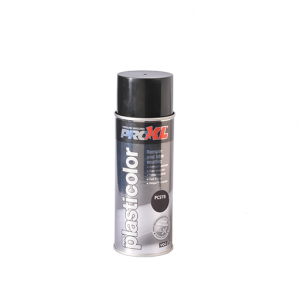 PROXL-PLASTICOLOUR AEROSOL-TRAFFIC BLACK (400ML)