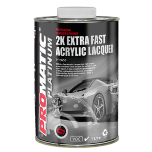 PROMATIC PLATINUM-2K EXTRA FAST CLEARCOAT (1LT)